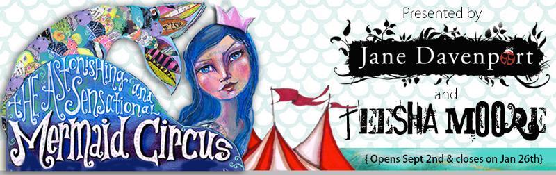 Mermaid Circus September 2013