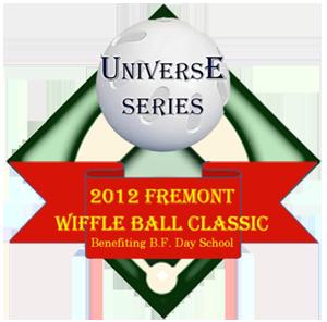 Fremont Wiffleball Universe Series Logo
