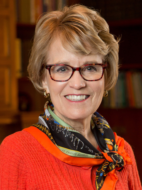 Mary Sue Coleman, President of the University of Michigan
