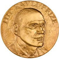 Kavli Prize Medal