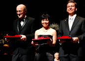 Kavli Prize Ceremony 2012