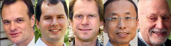 Gabriel Aeppli, Andrei Faraon, Thomas Schenkel, Philip Wong, and Amnon Yariv