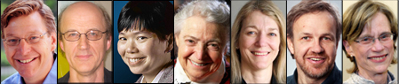 2012 Kavli Prize Laureates