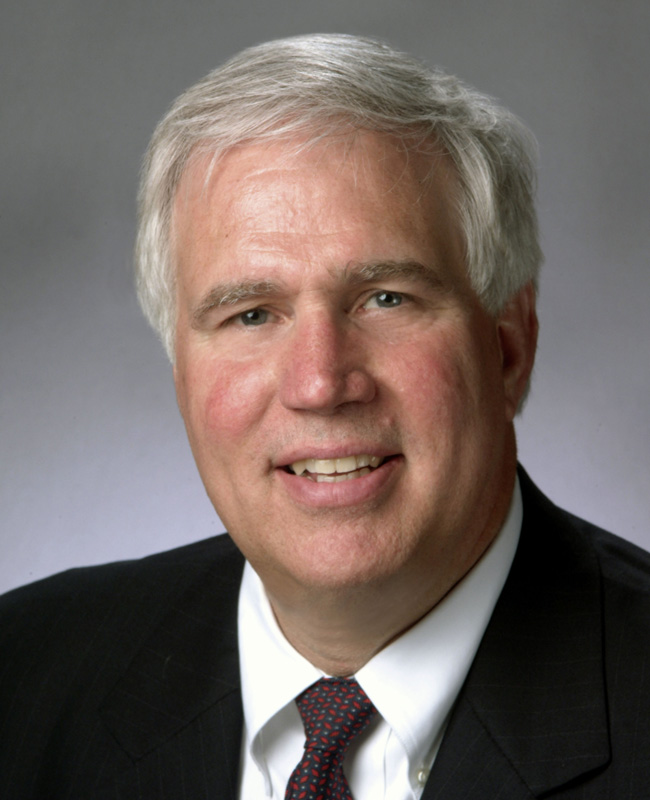 Richard A. Meserve, President of the Carnegie Institution for Science