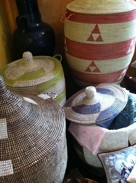 Fairtrade African Baskets