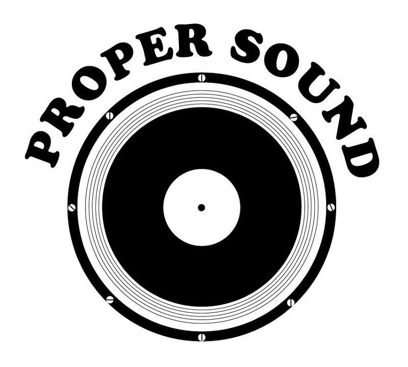 proper sound