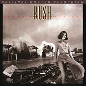 Rush - Permanent Waves - MFSL CD