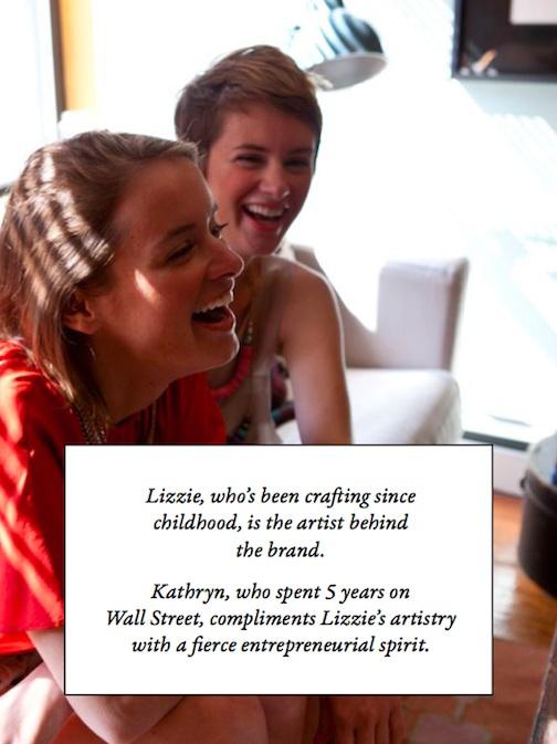 lizzie & kathryn