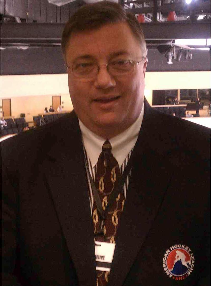 Bill Boll Pro Hockey Vision