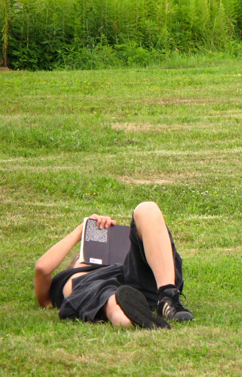 Learning can be fun in the summer sun