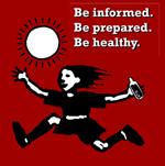 Be Healthy logo