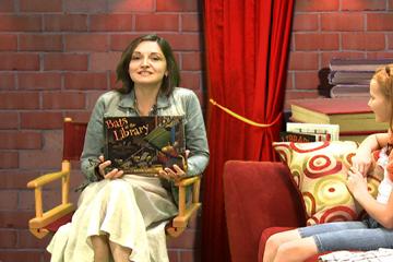 """Love That Book"" features author Carmen Deedy"