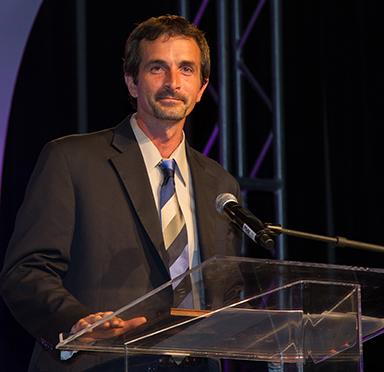 Jay Nebel, Gwinnett County Teacher of the Year