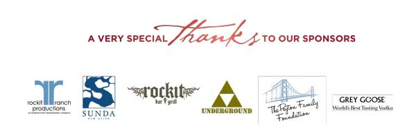2013 Gala Sponsors