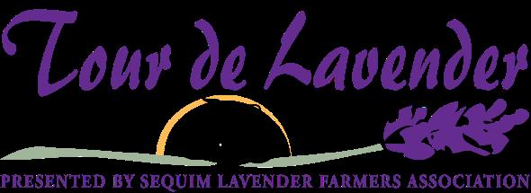 Tour de Lavender logo
