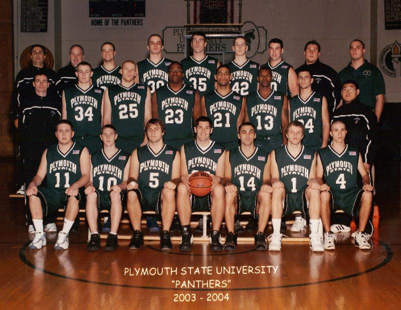 2003-04 PSU Men's Basketball