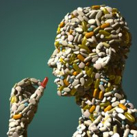 Pill man