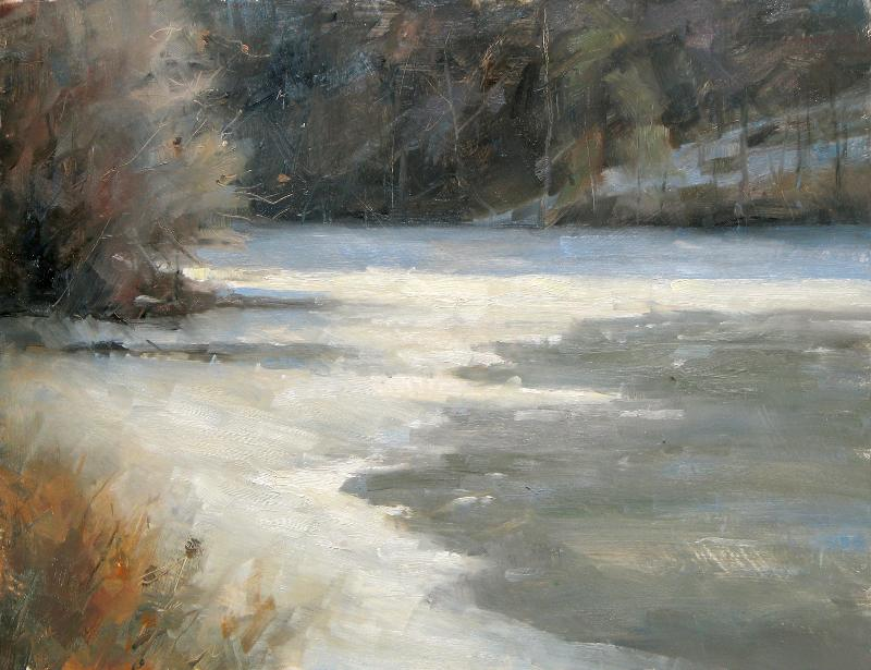 Dave Santillanes, Winter Study