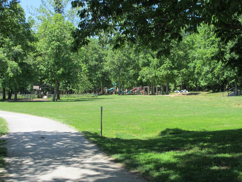 Leesylvania Activity Field