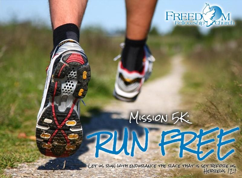 Mission 5K: Run Free - July 14, 2012 - Leesylvania State Park
