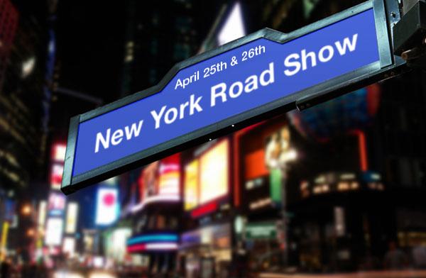 NYC Roadshow 2013