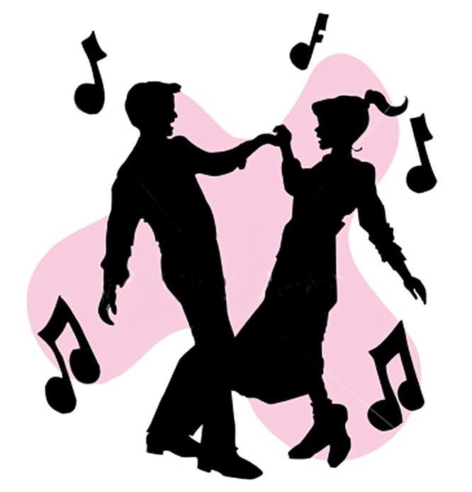 In the Mood dancing