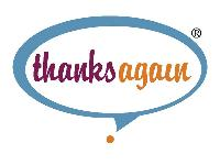 Thanks Again Logo