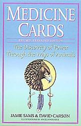 Medicine Cards book cover