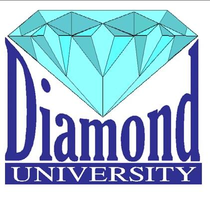 Diamond u logo