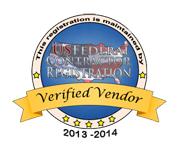 Verified Government Vendor