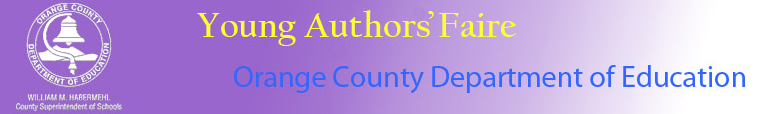 OCDE Young Author Book Faire