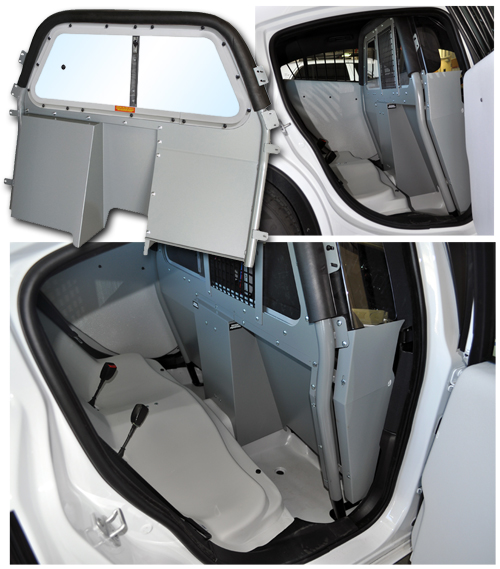 Dodge Charger Space Creator Vehicle Partition