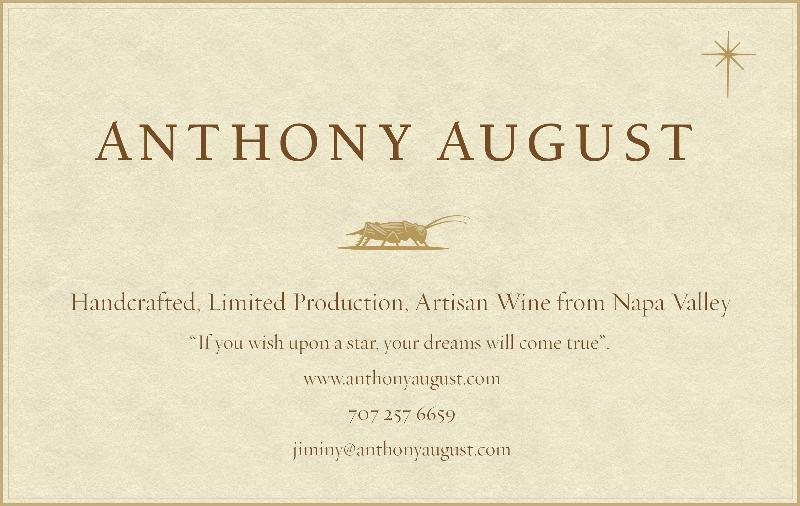 Anthony August ad