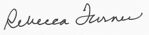 RT signature