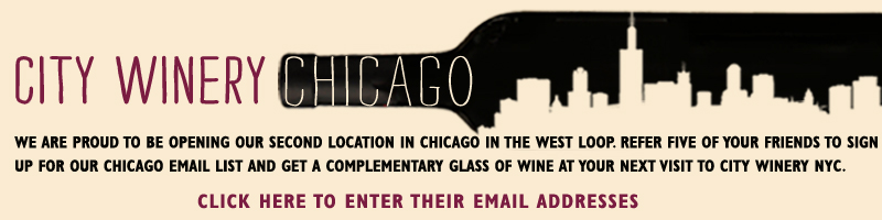 3362 City Winery Chicago