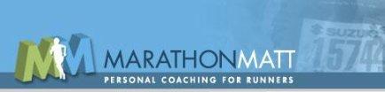 Marathon Matt Logo