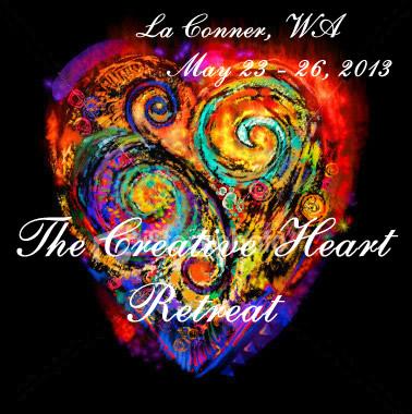 CH retreat heart May '13
