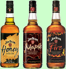 Flavor Infused Bourbon by Jim Beam