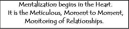 Mentalization quote