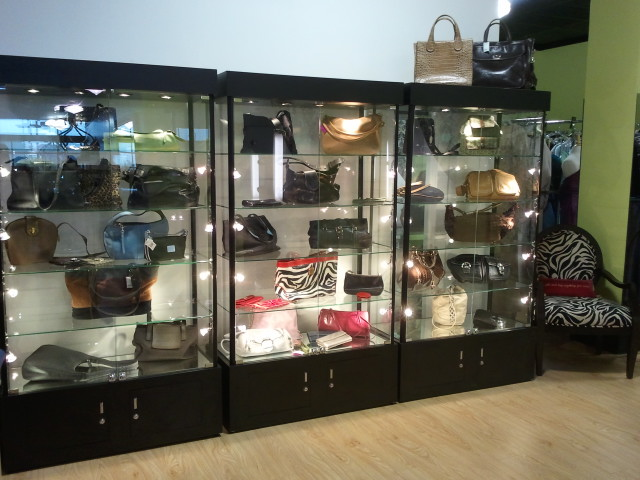 Designer Handbag showcase
