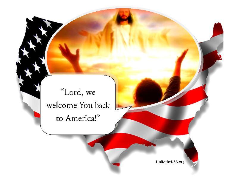 America needs Jesus