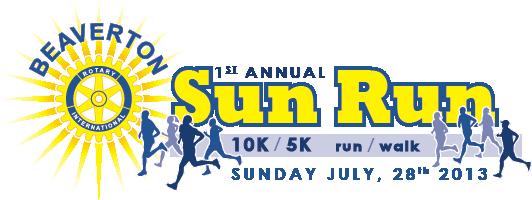 Beaverton Sun Run