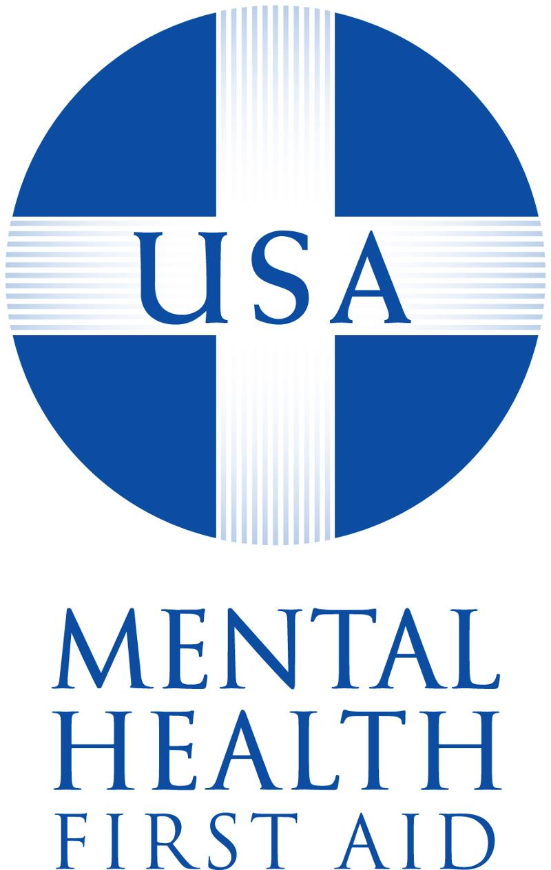 Mental Health First Aid logo