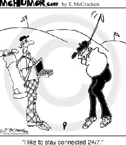 Golf computer