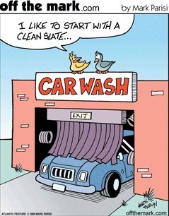 start over car wash